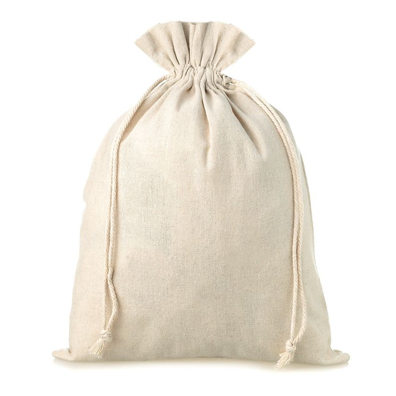1 pc Linen bag 30 x 40 cm - natural